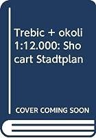 Trebic + okoli 1:12.000: Shocart Stadtplan