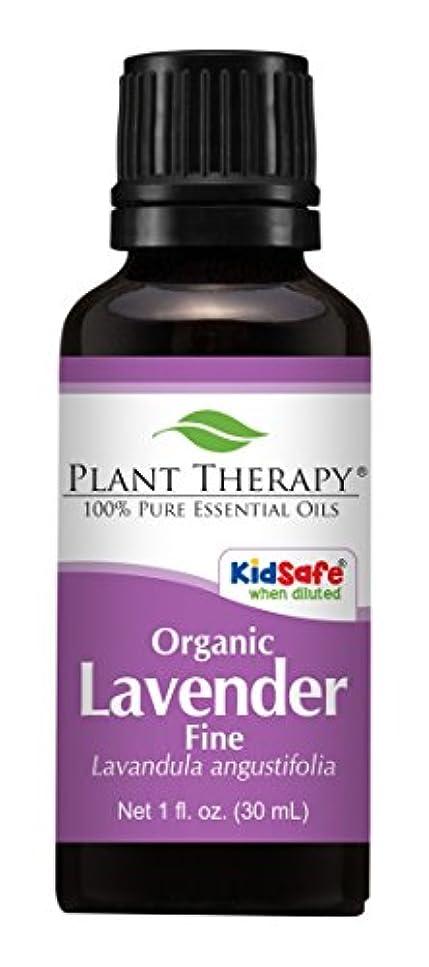 植物セラピーUSDA認定オーガニックラベンダーファインエッセンシャルオイル。 100%ピュア、希釈していない、治療グレード。 30mLの(1オンス)。
