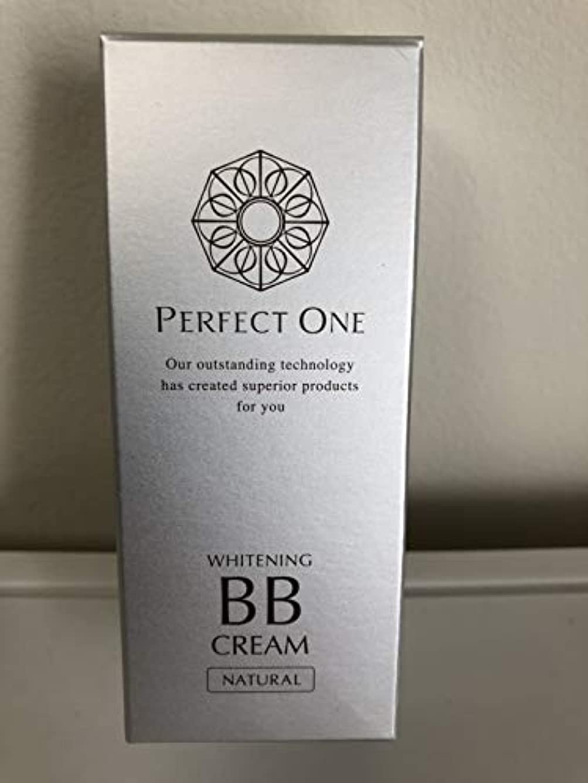 トラップ悪意のあるディプロマ新日本製薬 パーフェクトワン 薬用ホワイトニングBBクリーム ナチュラル 25g