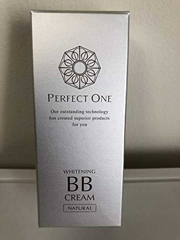 感情放棄厚い新日本製薬 パーフェクトワン 薬用ホワイトニングBBクリーム ナチュラル 25g