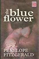 The Blue Flower (Wheeler Large Print Book Series)