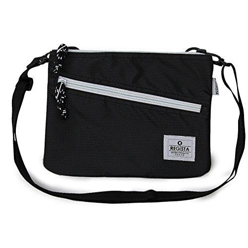 REGiSTA レジスタ サコッシュ バッグ ショルダー メンズ 斜め掛け メンズ カジュアル デイリーユース 旅行 鞄 軽い 人気 560-men
