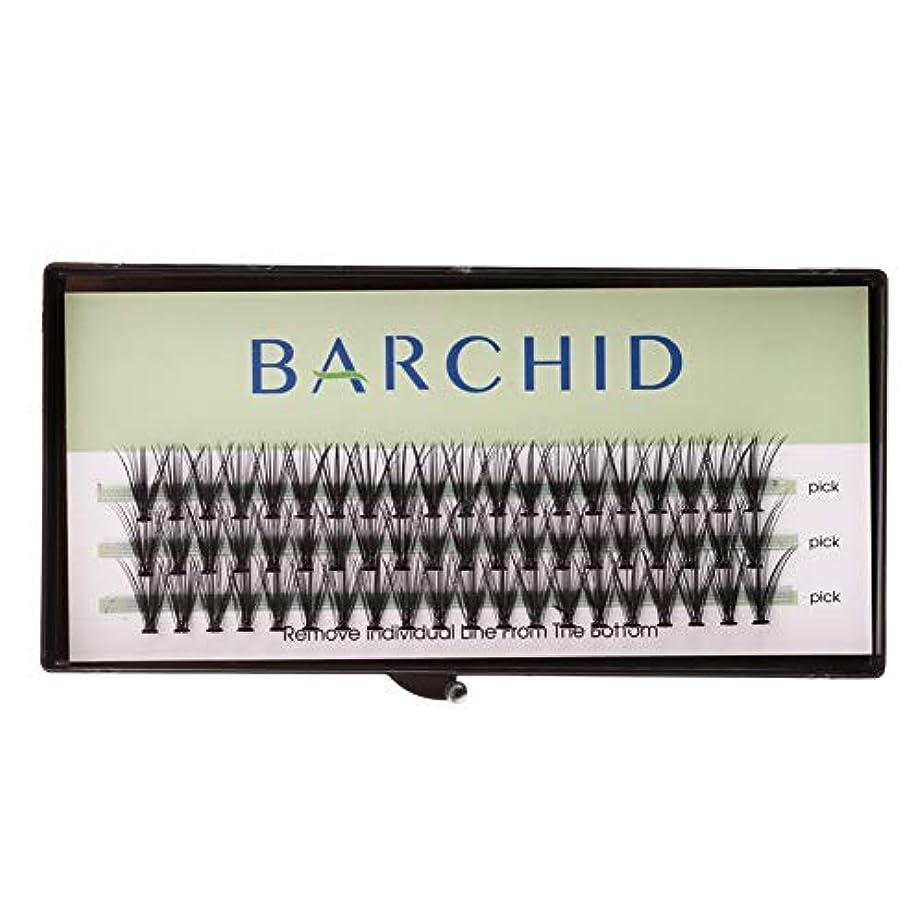 洗う信号残りBARCHID 高品質まつげエクステ超極細太さ0.07mm 20本束12mm フレア セルフ用 素材 Cカールマツエク