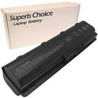 Superb Choice 12セルBattery for HP g62–346NR g62–347CL g62–347NR g62–348CA g62–348NR g62–350