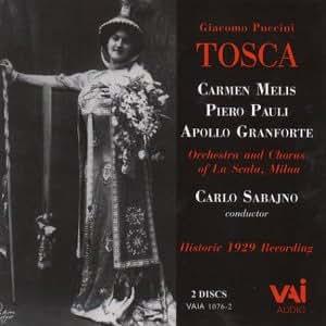 Legendary 1929 La Scala Recording Starring Carmen