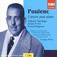 Poulenc: Complete Piano Works