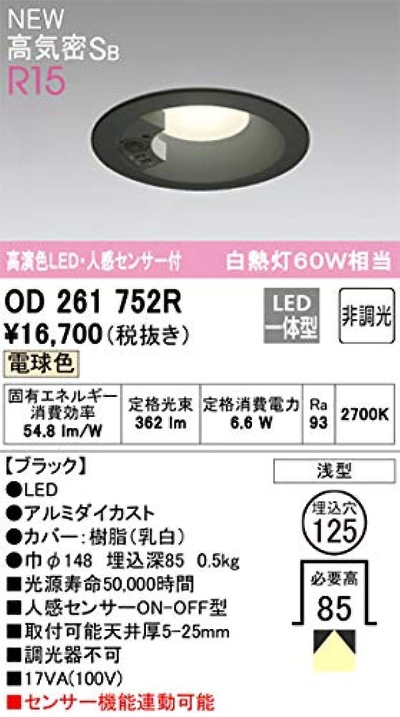 モードリン特徴づけるきれいにオーデリック/ダウンライト OD261752R