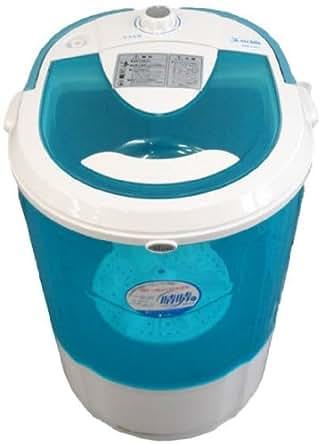 ALUMIS 1槽式小型自動洗濯機 【晴晴ミニ】 グリーン AKS-2.5GL