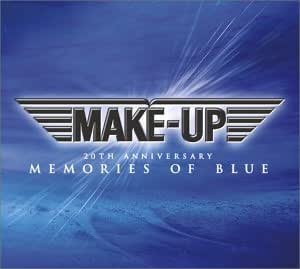 Memories of Blue MAKE-UP20周年記念BOX