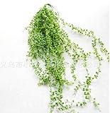 UrbanStyle(アーバンスタイル) インテリアグリーン 【観葉植物 グリーンネックレス 6本セット】 フェイクグリーン 壁掛け ハンギング