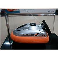 ホバークラフト ナビゲーション 子供 ミニ リモート コントロール モデル 防水 ボート おもちゃ(Colors May Vary) RT@JPZBT02H