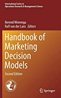 Handbook of Marketing Decision Models (International Series in Operations Research & Management Science)