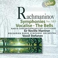ラフマニノフ:交響曲第2,3番 他