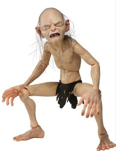 ロード?オブ?ザ?リング4分の1スケールフィギュアゴラム  Lord Of The Rings 1/4th Scale Figure Gollum