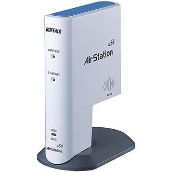 BUFFALO IEEE802.11g 無線LAN AirStation ブリッジモデル WLA2-G54C