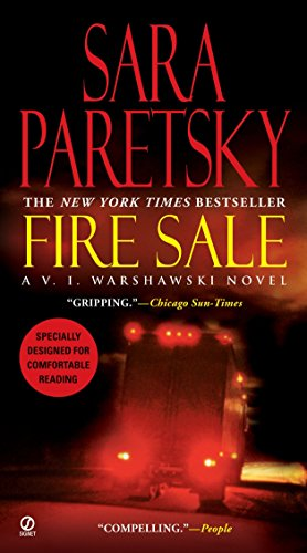 Fire Sale (A V.I. Warshawski Novel)の詳細を見る