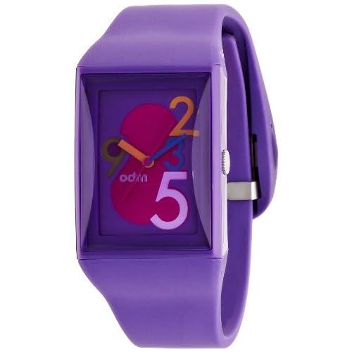 [オーディーエム]o.d.m 腕時計 POP(ポップ) アナログ表示 5気圧防水 パープル DD132-8 レディース 【正規輸入品】