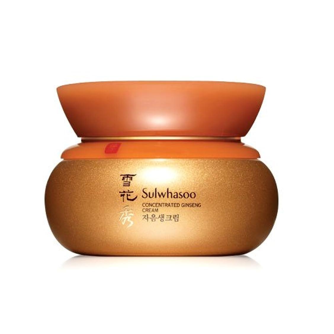漂流皮寄り添う雪花秀(ソルファス)韓方クリーム[滋陰生クリーム(Concentrated Ginseng Renewing Cream)]60ml