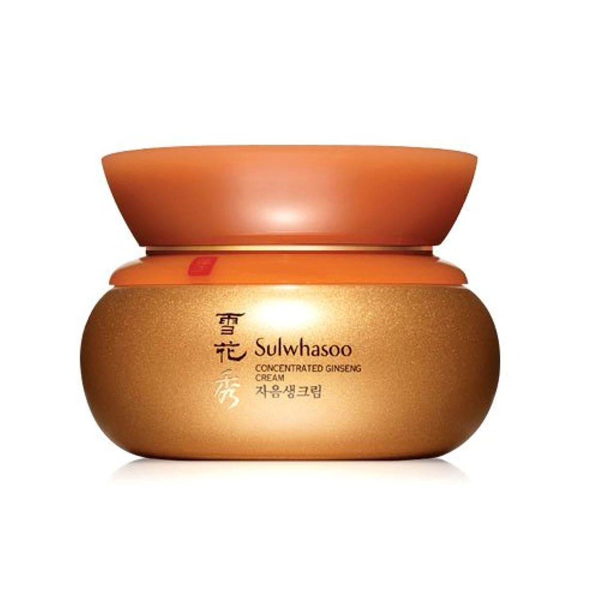 インデックスほめる破裂雪花秀(ソルファス)韓方クリーム[滋陰生クリーム(Concentrated Ginseng Renewing Cream)]60ml