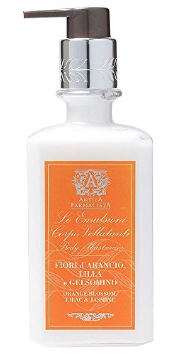 聖なる小間悪化するAntica Farmacista ボディローション オレンジブロッサム、ライラック、ジャスミン 296ml
