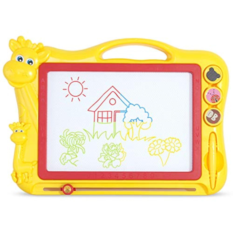 TangMengYun 大きな磁気描画ボード 消去可能 カラフルなスクラブルボード 子供の手書きボード