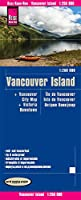 Reise Know-How Landkarte Vancouver Island 1:250.000: reiss- und wasserfest (world mapping project)