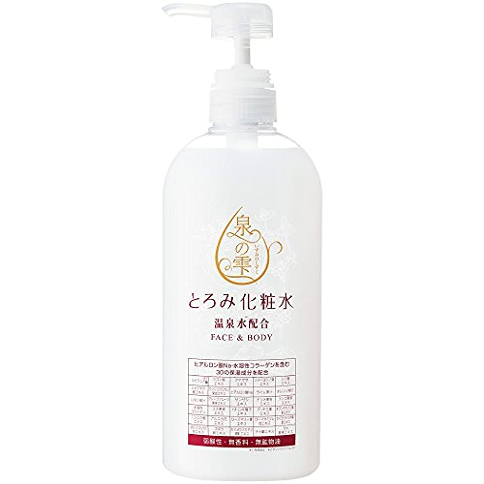 発明傀儡虎泉の雫(いずみのしずく)とろみ化粧水 700ml