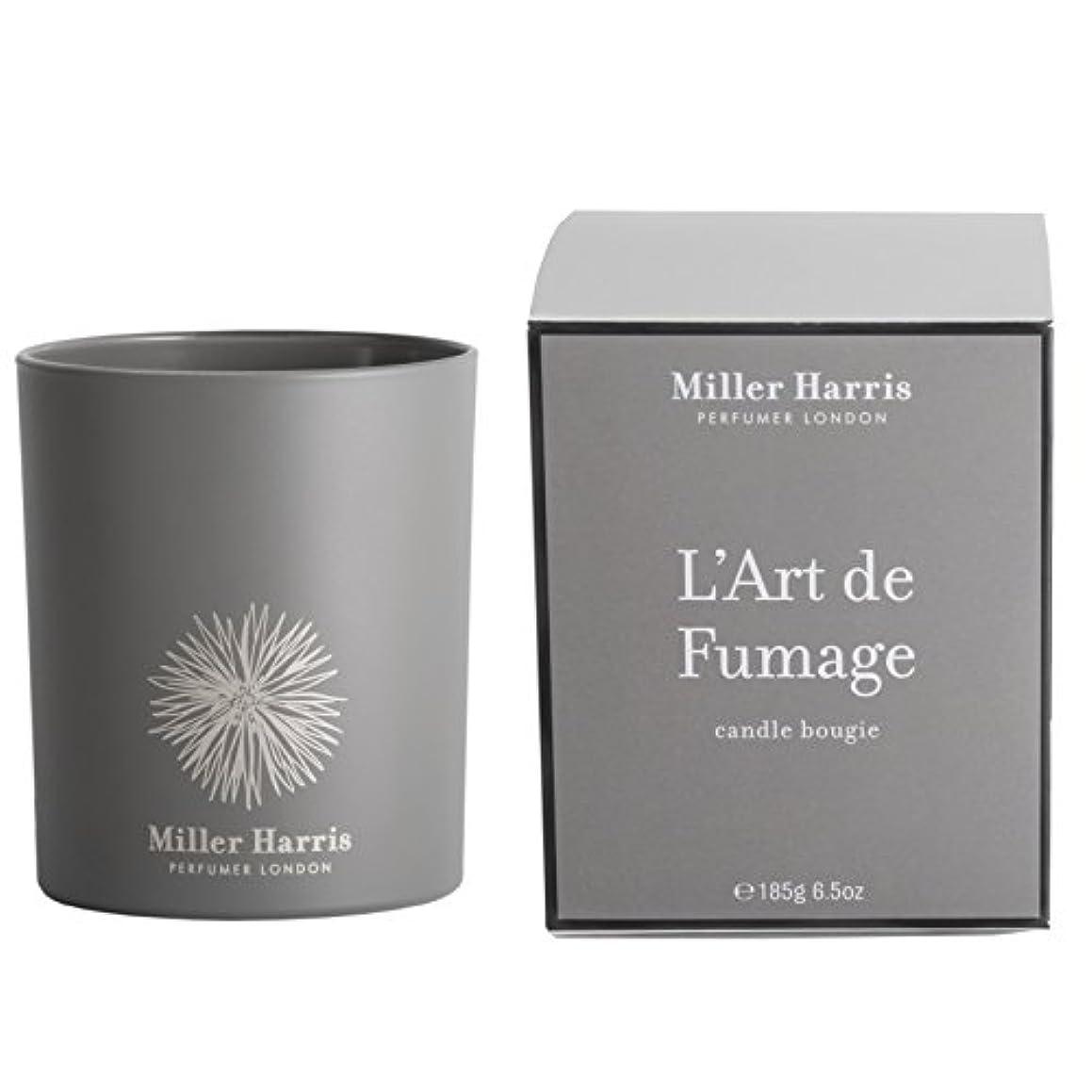 解明連想カラスミラーハリス Candle - L'Art De Fumage 185g/6.5oz並行輸入品