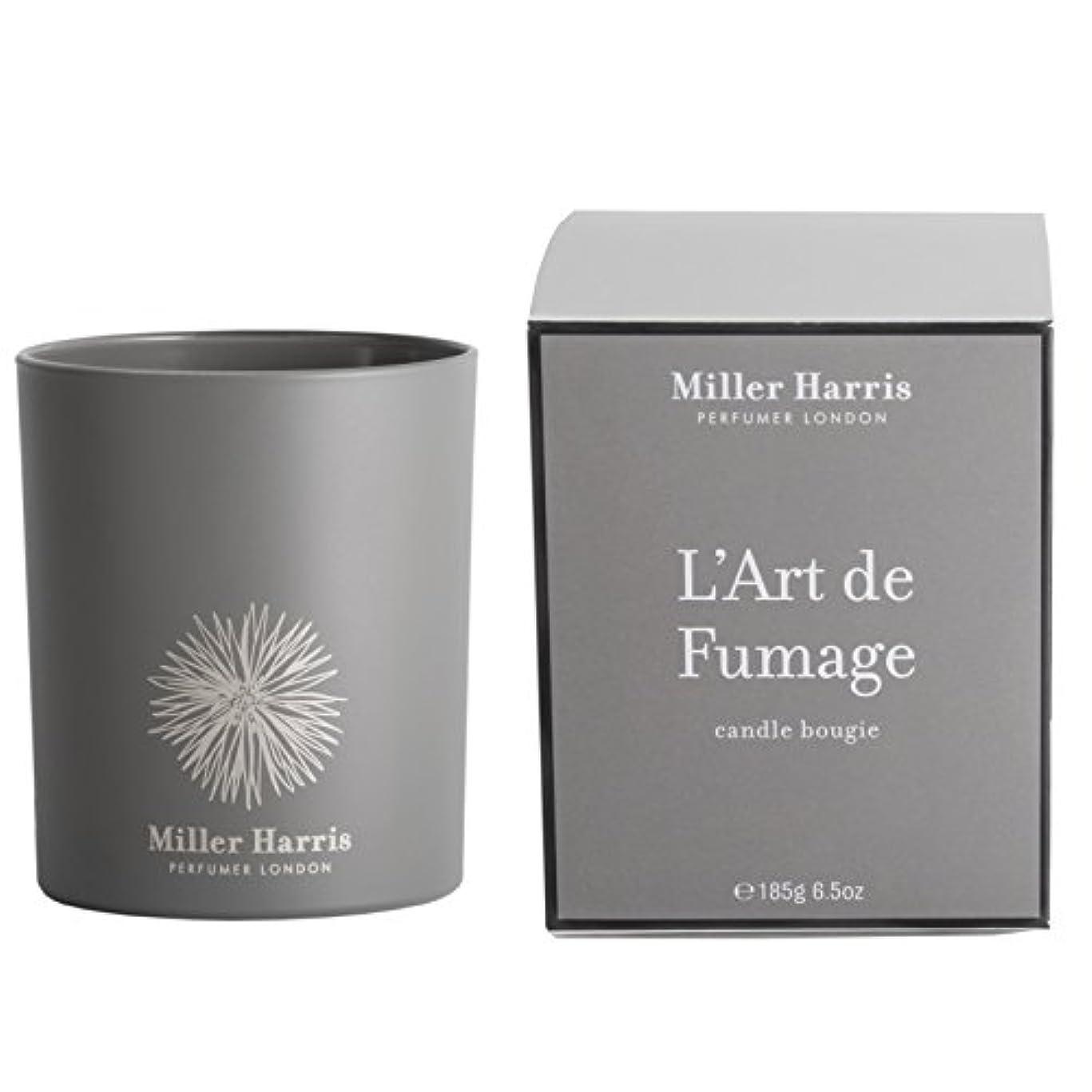 タイピストクスクスディレイミラーハリス Candle - L'Art De Fumage 185g/6.5oz並行輸入品