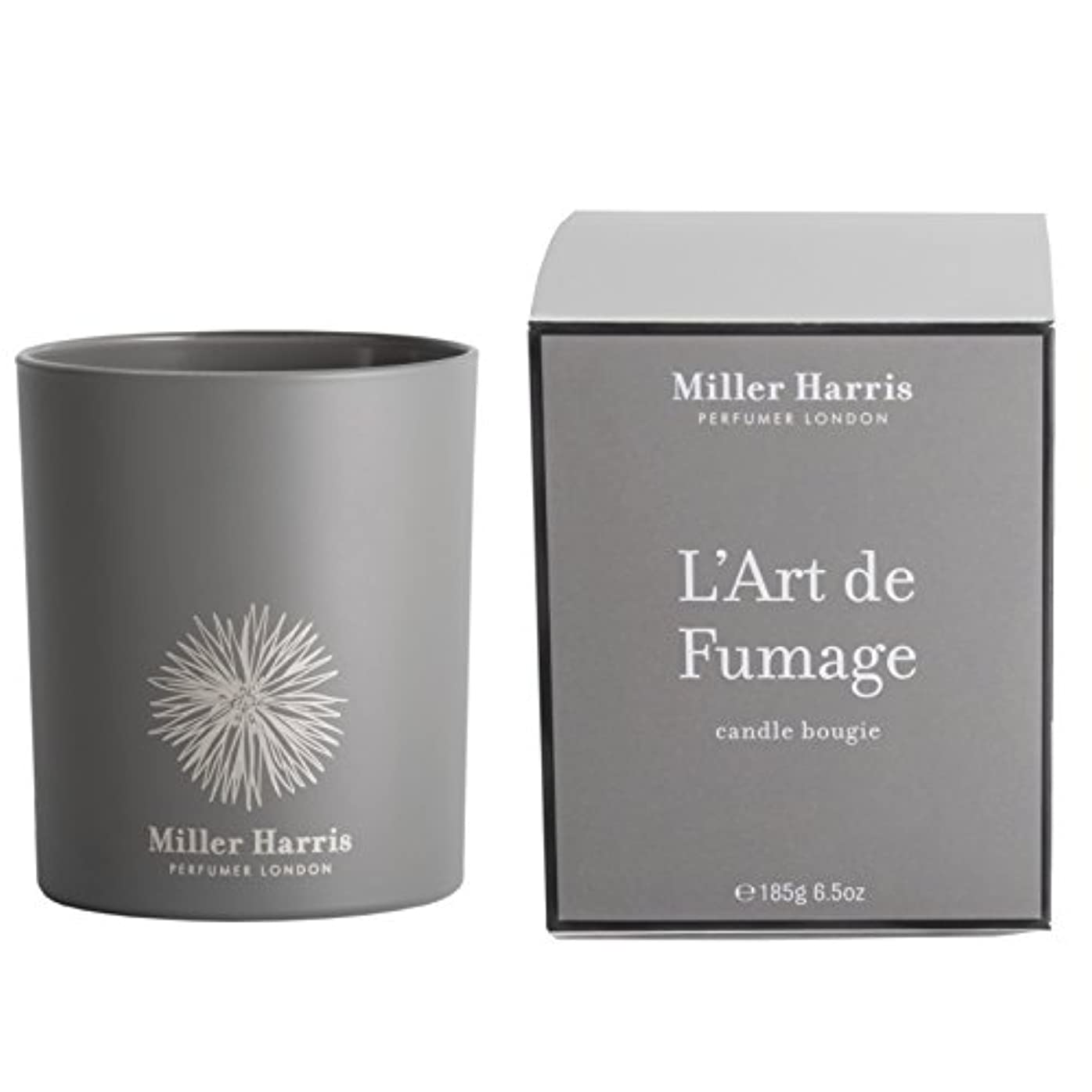 シビックキャプションなにミラーハリス Candle - L'Art De Fumage 185g/6.5oz並行輸入品