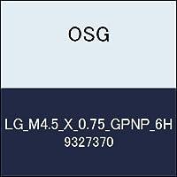 OSG ゲージ LG_M4.5_X_0.75_GPNP_6H 商品番号 9327370