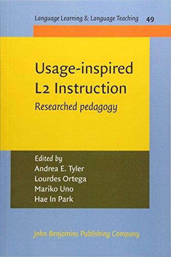 Usage-inspired L2 Instruction:...
