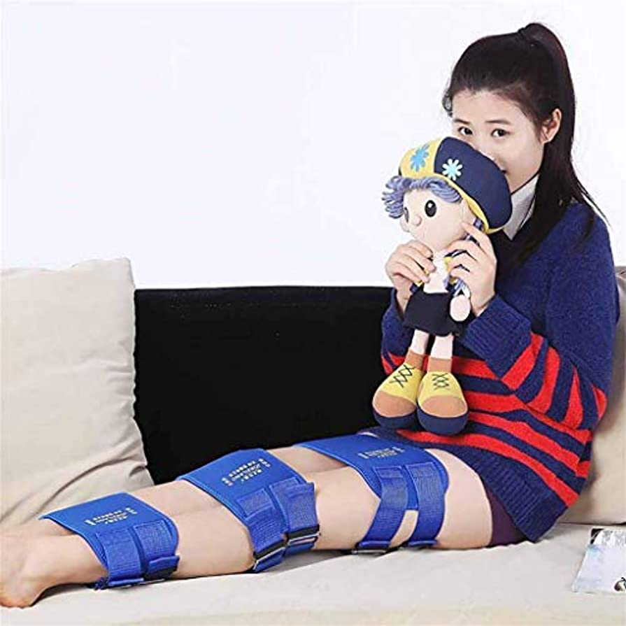 繁雑言い訳クリーク矯正ゾーン整形高級素材調整可能なO/Xタイプ脚矯正Bowlegsレギンス股関節矯正脚矯正