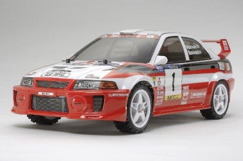 1/10 電動RCカーシリーズ No.461 1/10 RCC 三菱ランサー エボリューション V WRC (DF-03Raシャーシ) 58461