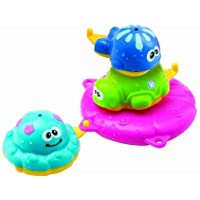 B kids Bath Stacking Pals Bathtub Toy (Discontinued by Manufacturer) [並行輸入品]