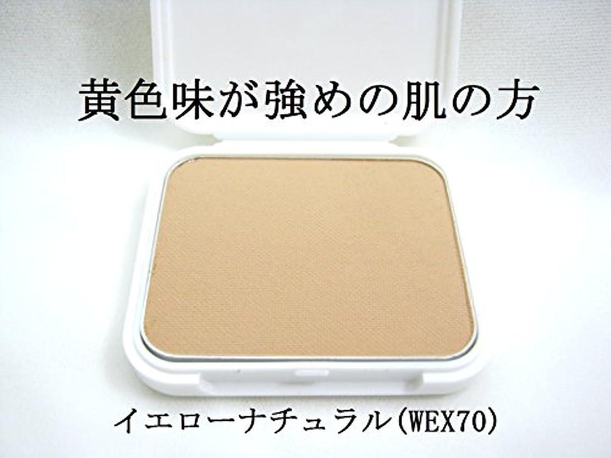 飛行機バルク場合IR アイリベール化粧品 パウダリーファンデーション リフィル 13g (WEX70)