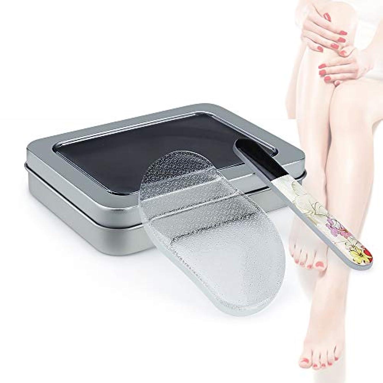 払い戻し認可適応するBestFire 角質除去 かかと角質取り かかと角質やすり 爪やすり かかとケア 高密度加工 角質ケア 足臭防止 爪磨きと角質取り2セット