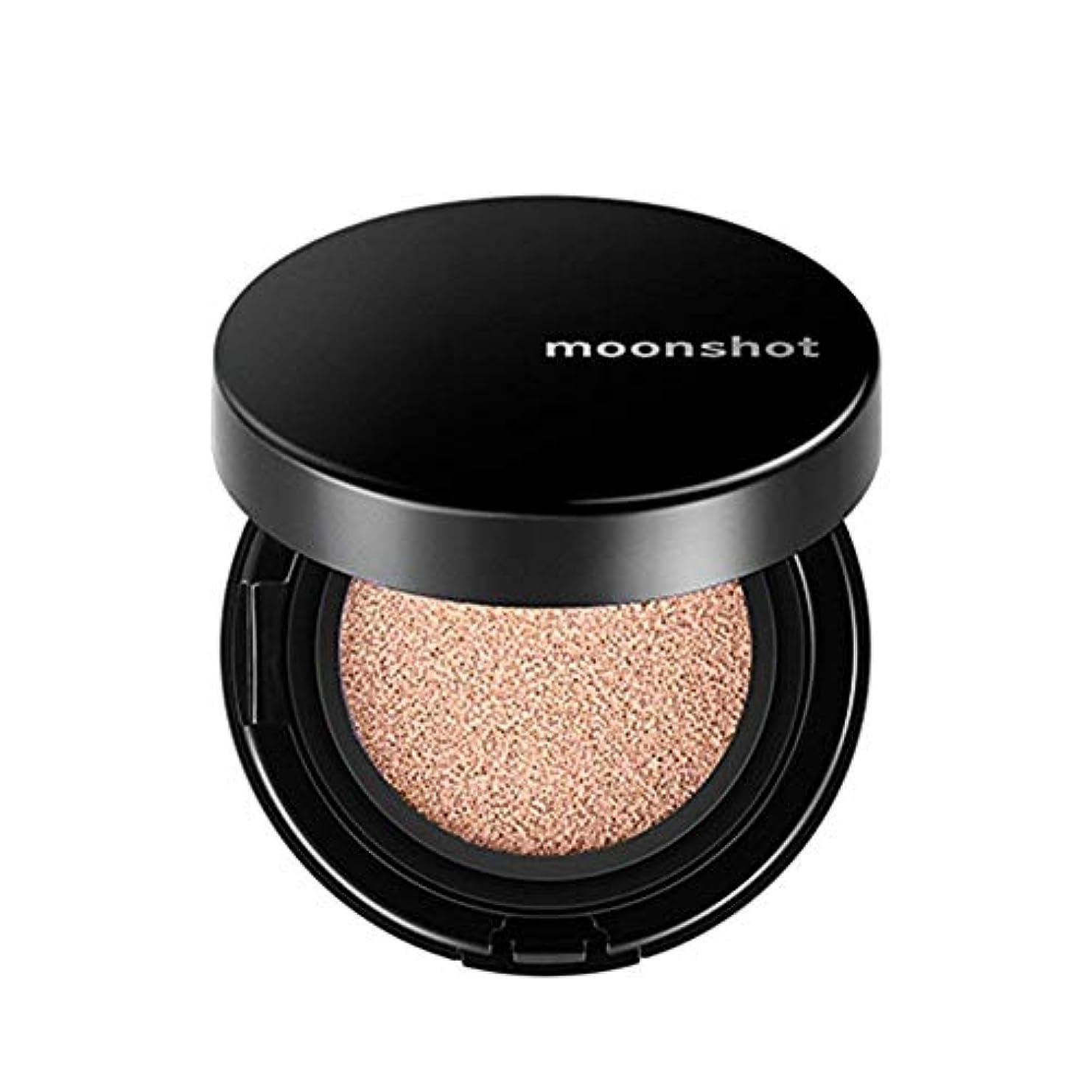 いいね女優余計なムーンショット(moonshot) ブラックピンク マイクロフィットクッションファンデ 301