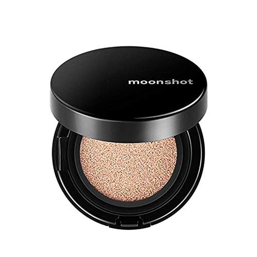 息苦しい専門用語バクテリアムーンショット(moonshot) ブラックピンク マイクロフィットクッションファンデ 301