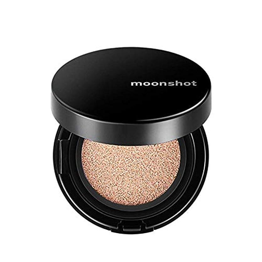 トライアスロングラフィックカビムーンショット(moonshot) ブラックピンク マイクロフィットクッションファンデ 301