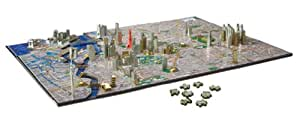 1400ピース ジグソーパズル 4D CITY SCAPE TIME PUZZLE 東京