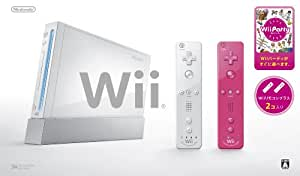 Wii本体(シロ) Wiiリモコンプラス2個、Wiiパーティ同梱 【メーカー生産終了】