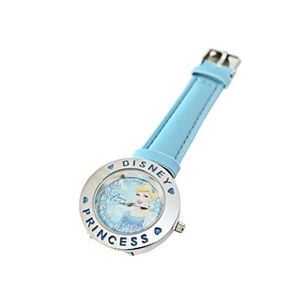ディズニー 腕時計 シンデレラ 刻印丸型 536...の商品画像