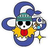 OPS-71 ナミ海賊旗 ONE PIECE(ワンピース)×パンソンワークスコラボステッカー ミニステッカー ワンピース公式グッズ