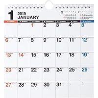 高橋 2019年 カレンダー 壁掛け A4変型 E66 ([カレンダー])