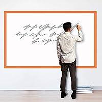 Magjump ホワイトボード シート 白板 120x180cm 磁石付き 水性ペン付き 壁に貼ってはがせる 取り付け簡…