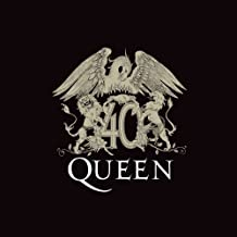QUEEN 40TH ANNIVERSARY LIMITED EDITION COLLECTORS