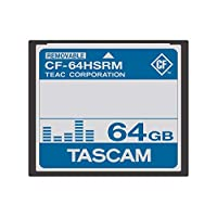 TASCAM CF-64HSRM CFカード 【64GB】 タスカム