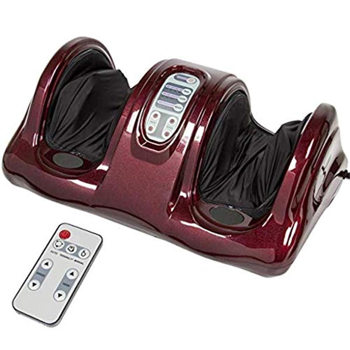 制裁模索模索電動足裏マッサージ器、加熱/指圧/混練/振動マッサージ、機械リフレクソロジー、ストレス緩和/痛み、血液循環を促進