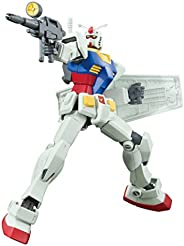 HGUC 191 Gundam Battle Soldier RX-78-2 Gundam 1/144 Scale Color-Coded Plastic Model